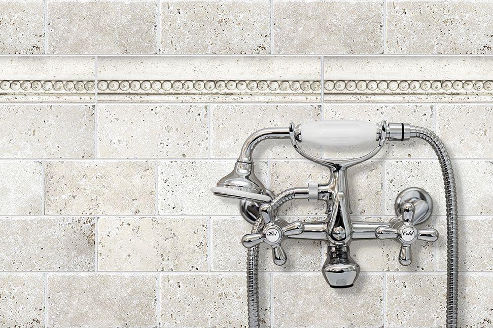 Anatolia tile chiaro composite chair rail tile 3