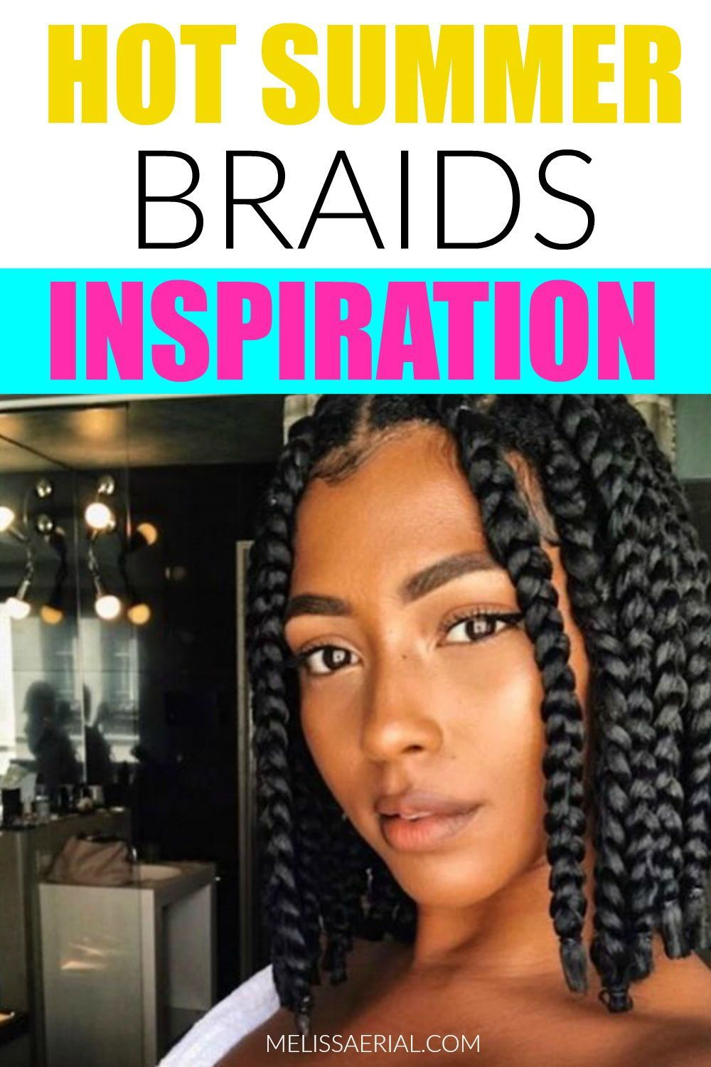 Braid Styles For Natural Hair Growth On All Hair Types For Black Women In 2020 Natural Hair Growth Natural Hair Styles Braid Inspiration