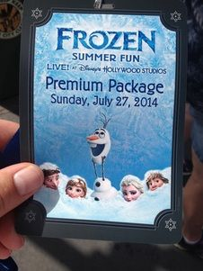 Trip Report From Hollywood Studios  Disney    Frozen
