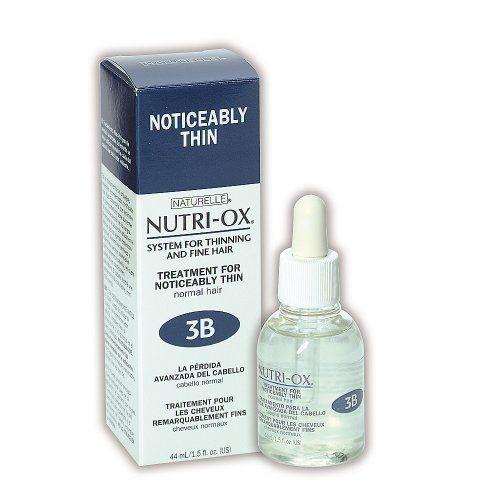 nutri-ox nutri-basics thinning hair serum: compare to nioxin