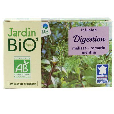 Infusion Digestion Bio Menthe Sante Bien Etre Et Menthe Poivree