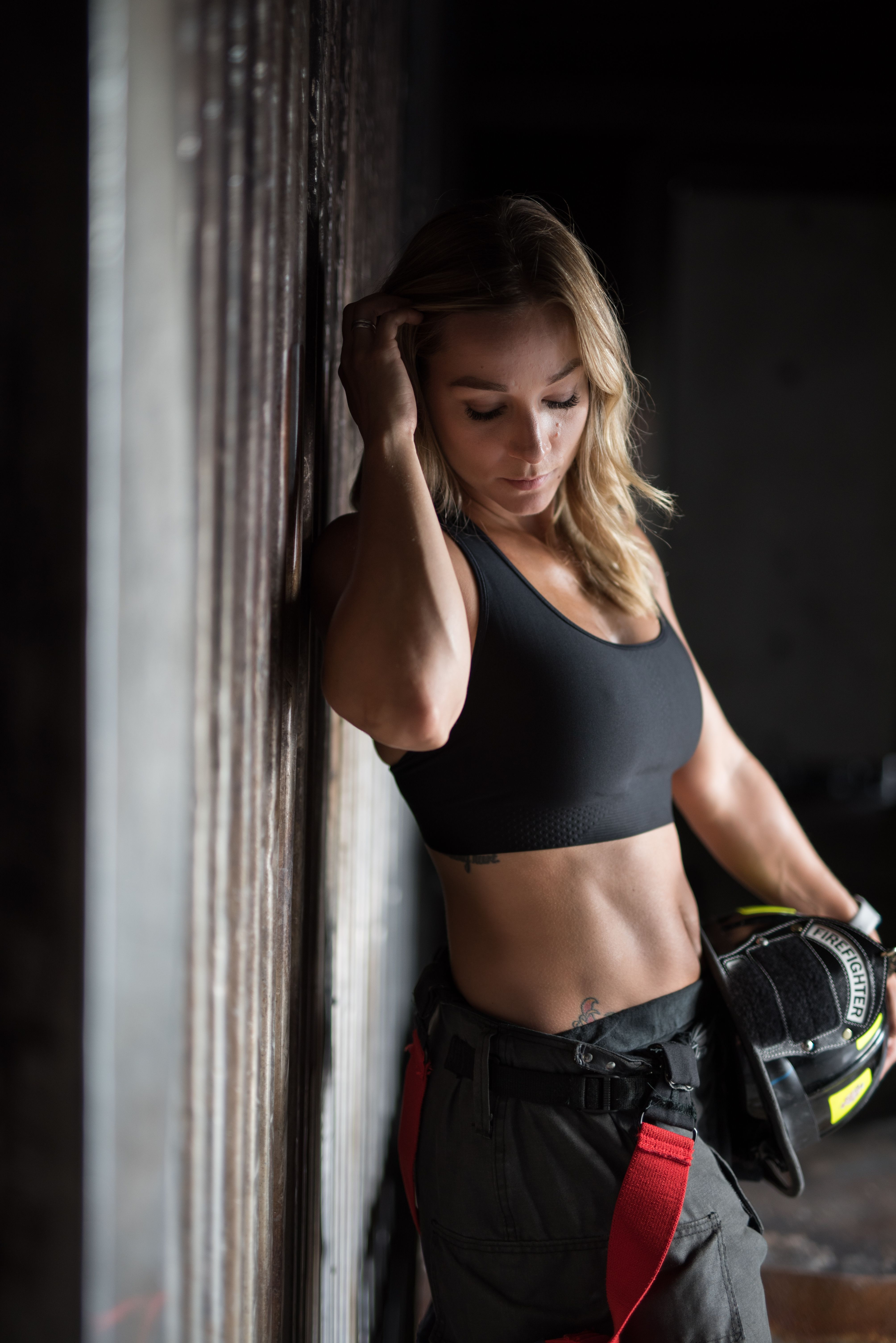 Fitness Firefighter Calendar In 2020 Fitness Photography