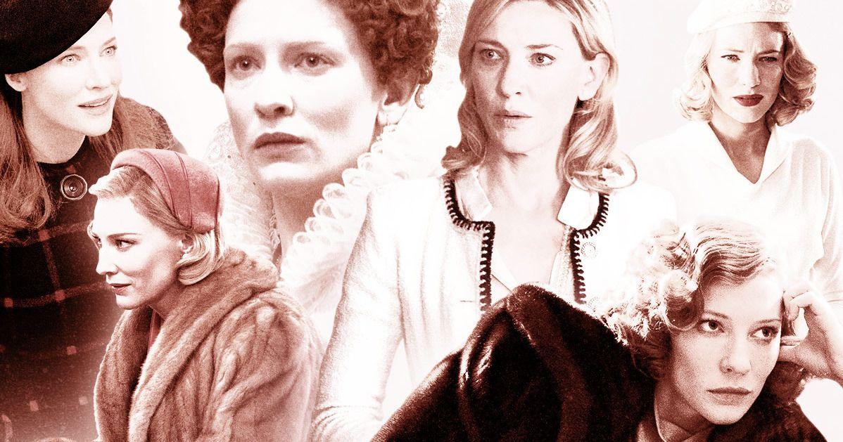 Every Cate Blanchett Performance Ranked Cate Blanchett Movie List Performance
