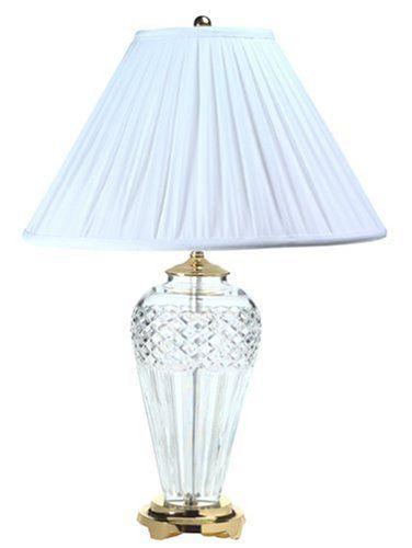 Save 115 1 Order Now Waterford Crystal 29 Inch Belline Table Lamp At Best Tiff Table Lamp Lamp Waterford Crystal