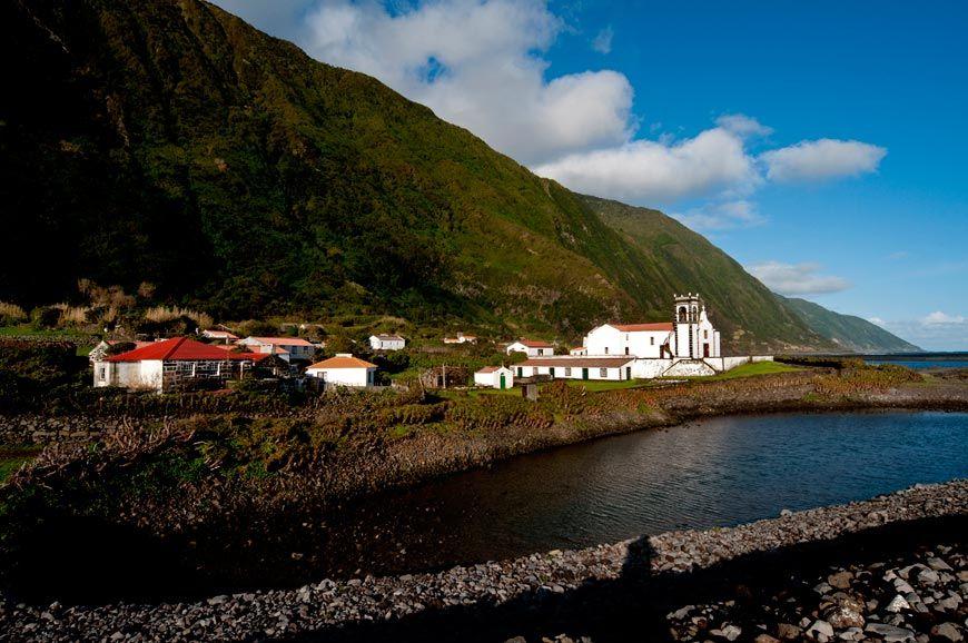 SIARAM :: Fajã da Caldeira de Santo Cristo, Azores, Portugal