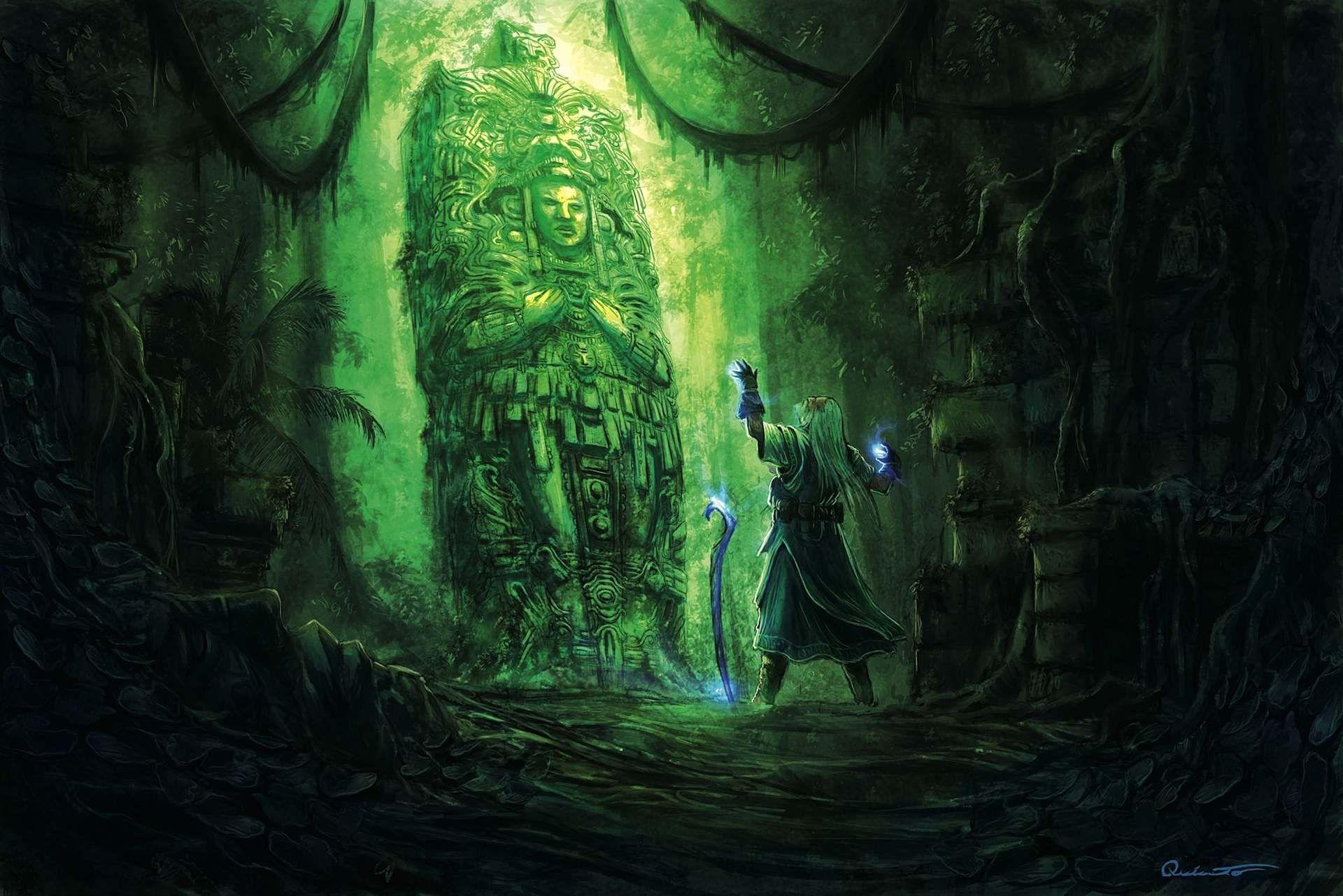 Pathfinder Rpg Artwork Fantasy Wizard Fantasy Art