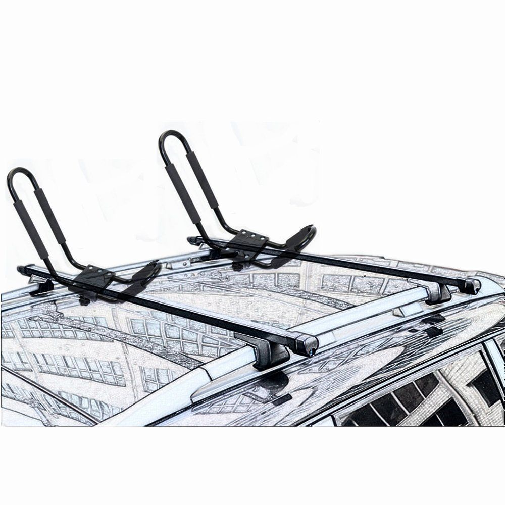 Canoe Car Racks Kayak Roof Rack Black J Kayak Carrier