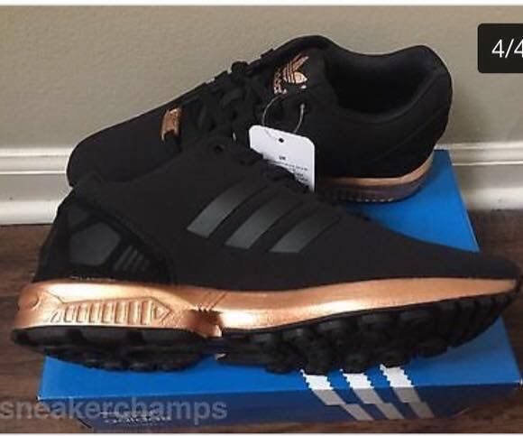 online retailer d23d3 74936 Pin by Katarina Lazić on outfits | Adidas zx flux black ...