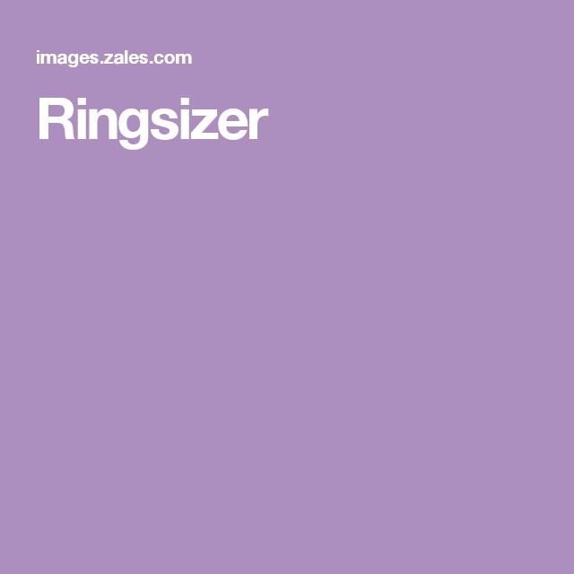 Ringsizer