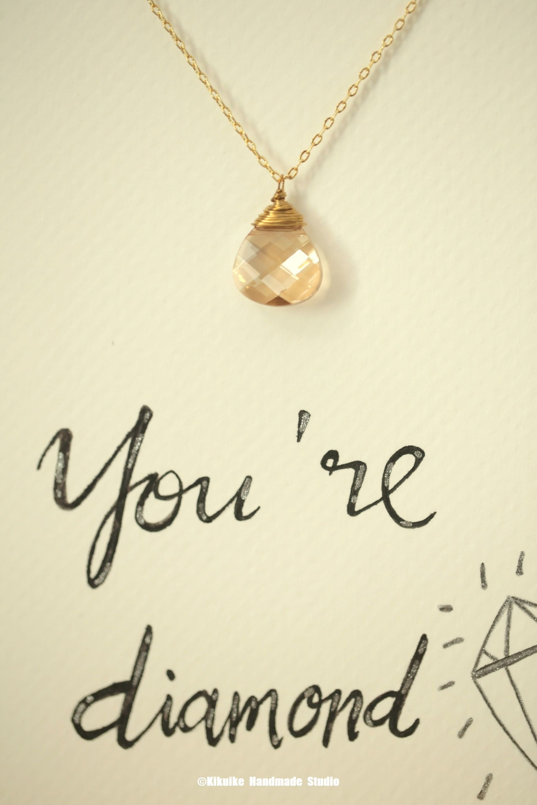 Necklace Card Gift For Her Gift For Friend Girlfriend Gift Miss You