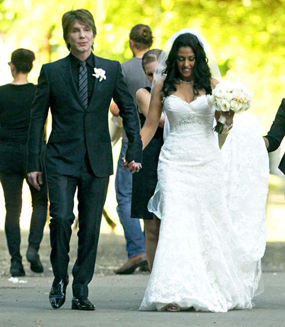 Celebrity Wedding Singers: Pin On Rock Star Weddings