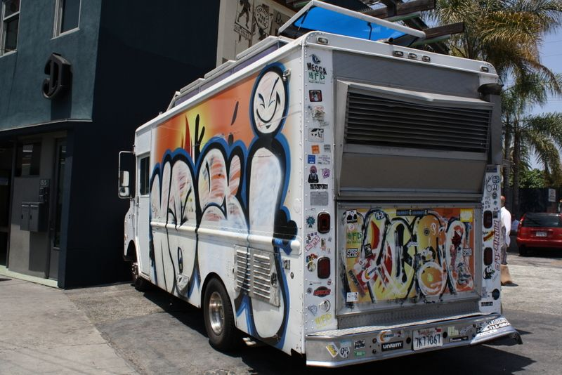 food truck back - Google Search