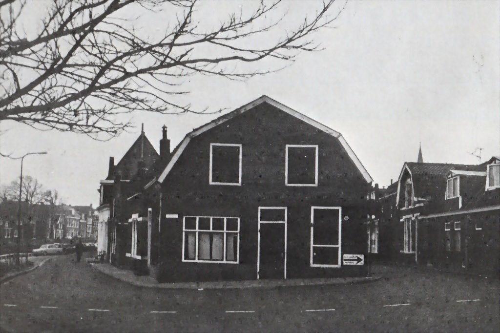 Verlengde Diepswal, pompmakershuisje.