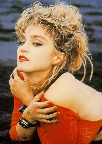 Madonna Herb Ritts 1985 Madonna 80s Lady Madonna Madonna