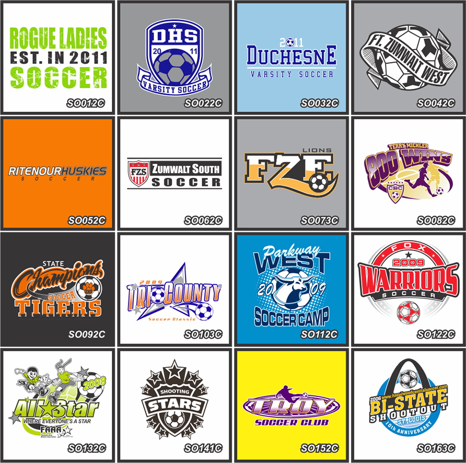 looking for unique designs and ideas for your custom soccer shirt logo visit stl shirt - Soccer T Shirt Design Ideas