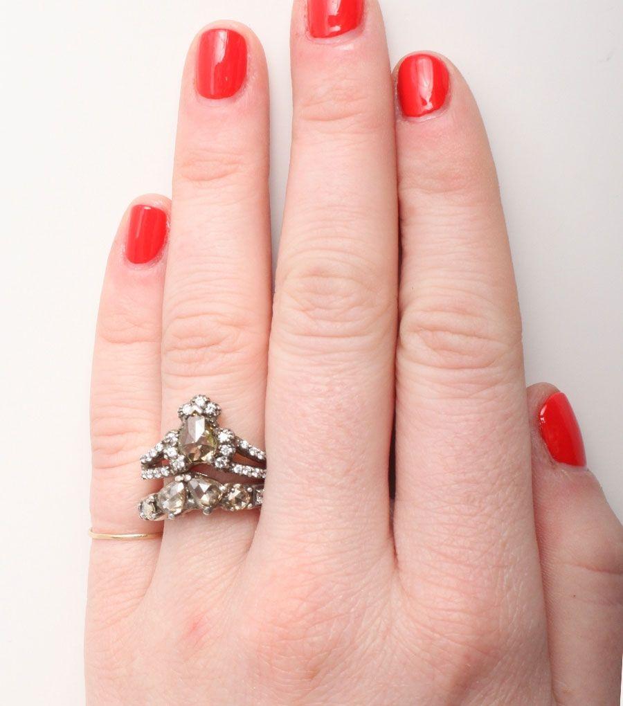 Catbird :: Maniamania :: Ritual Solitaire Ring, Diamond ...