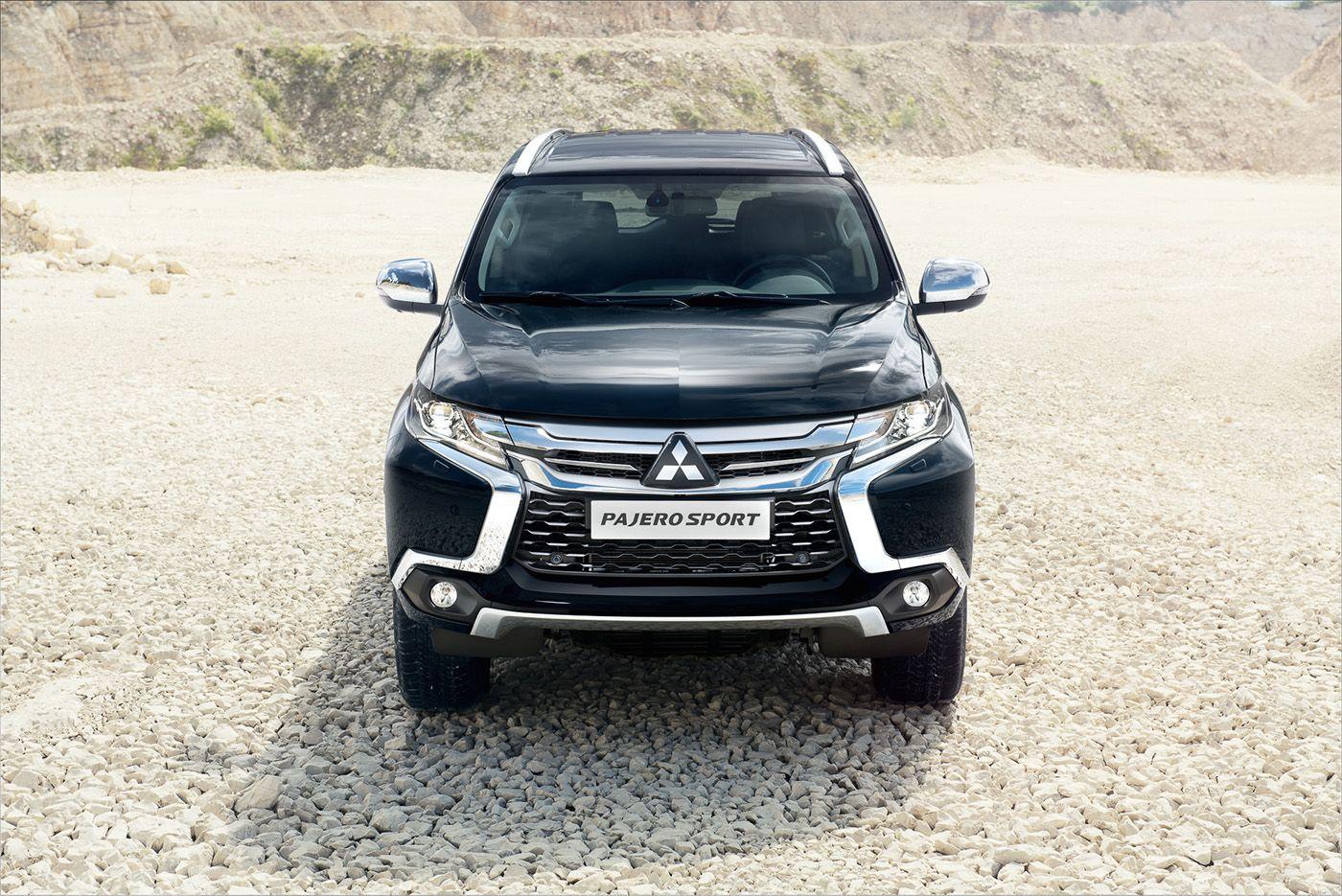 New Mitsubishi Pajero Sport Campaign On Behance Mobil Kendaraan