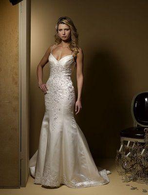 Trumpet Style Wedding Dress Perfect