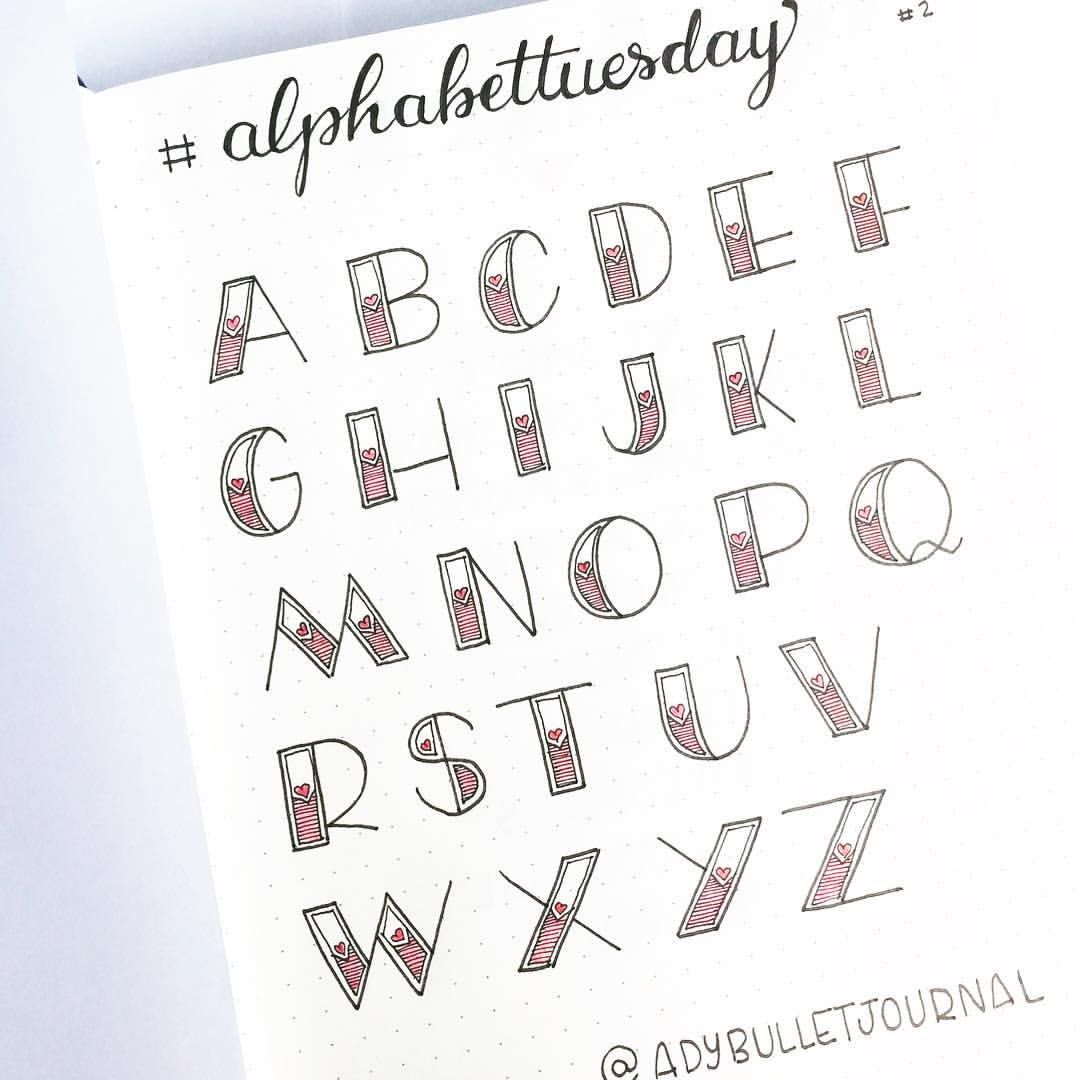 #alphabettuesday -------- A Touch Of Pink And Some Little