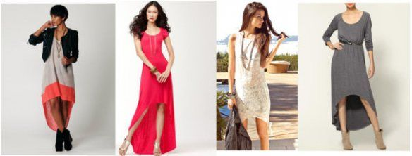 Spring Trend: High-Low Dress