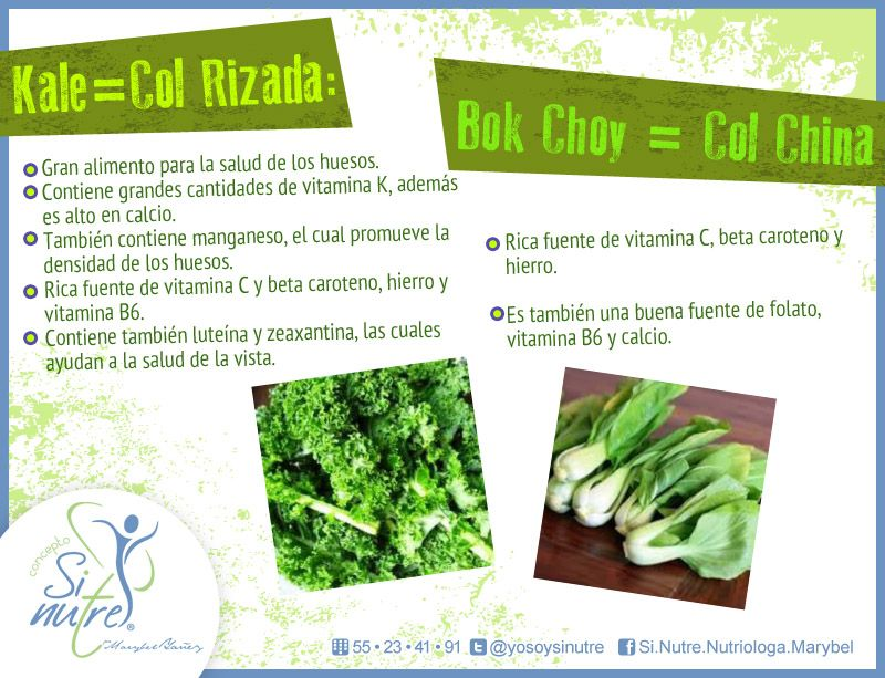 Incluye kale en tus smoothies de cada d a col china en for Cocinar kale sarten