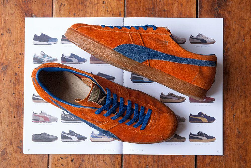 chaussure puma intersport
