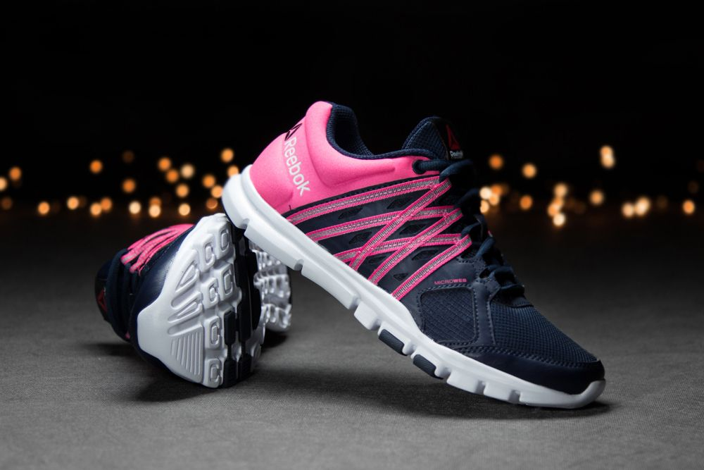 Buty Damskie Reebok Yourflex Trainette V72512 6030227773 Oficjalne Archiwum Allegro Adidas Sneakers Reebok Shoes