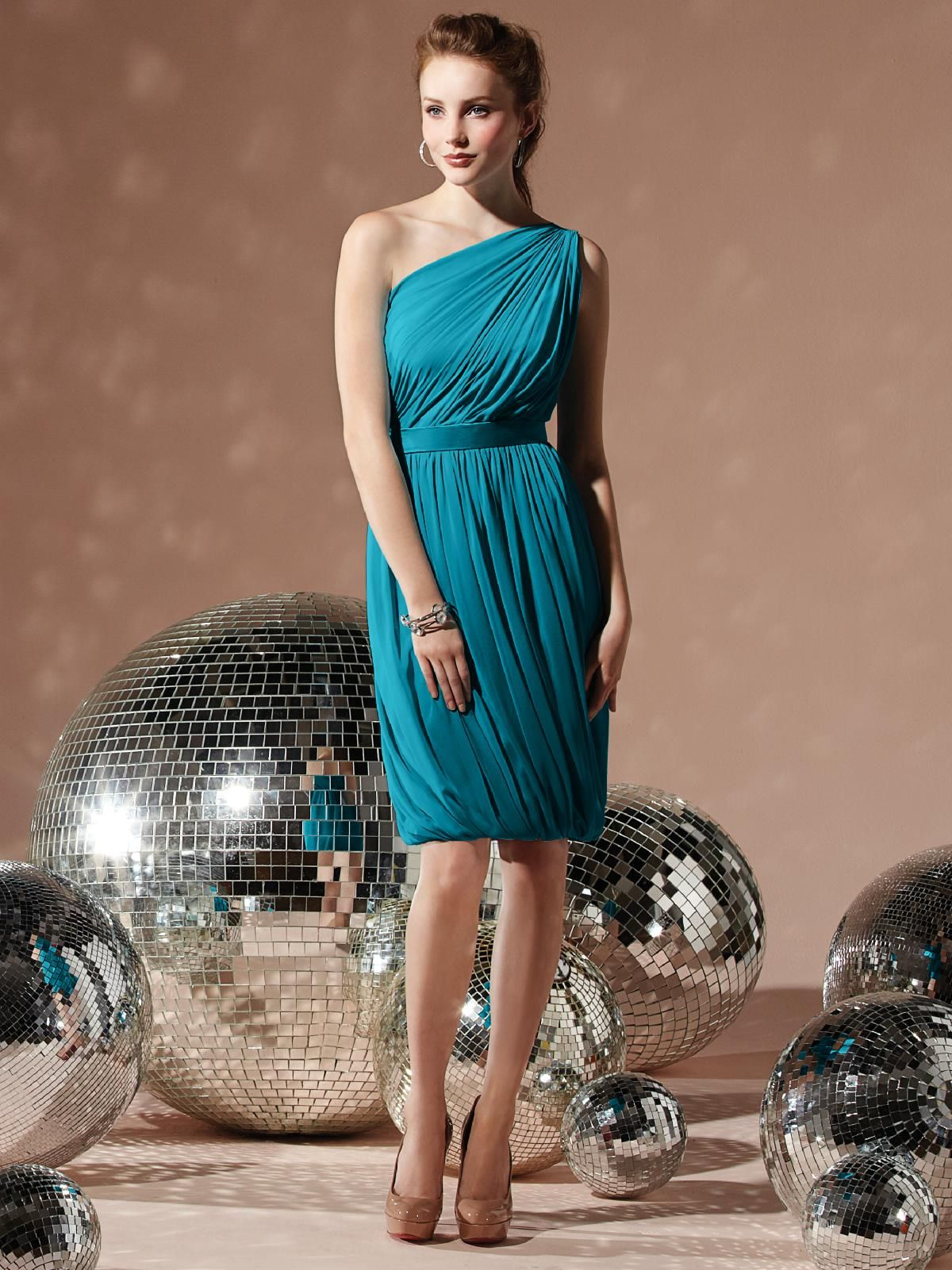 Bridesmaid dresses deep ocean teal color called oasis social bridesmaid dresses deep ocean teal color called oasis social bridesmaids by dessy group ombrellifo Choice Image
