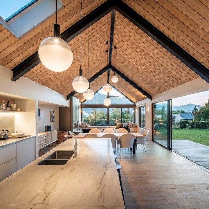 Hepsihaber Net Trending In 2020 Modern Barn House Barn Style House Architecture House