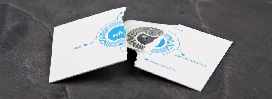 Nfc Business Cards From Moo Com Client Dev Inspiration
