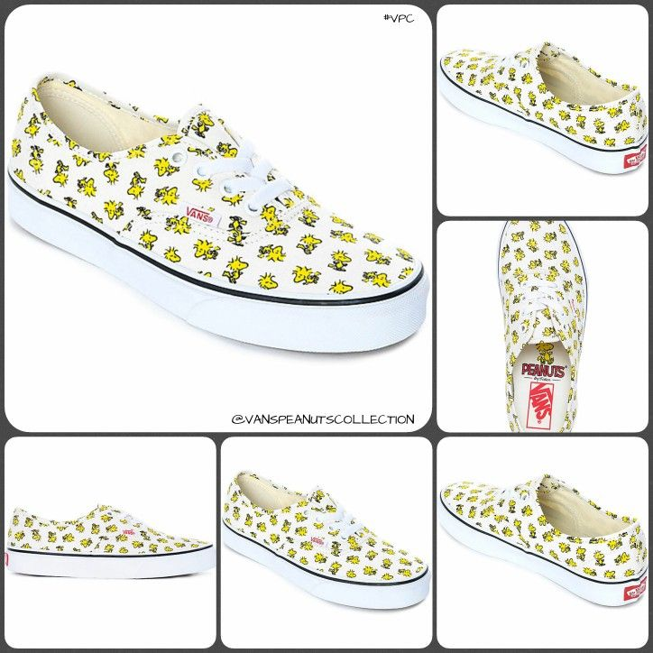 16a0e42e9279d2 Vans x Peanuts Authentic Woodstock Skate Shoes  49.99 US   vanspeanutscollection  vanspeanuts  vpc  peanuts  vans  woodstock   skateshoes  zumiez