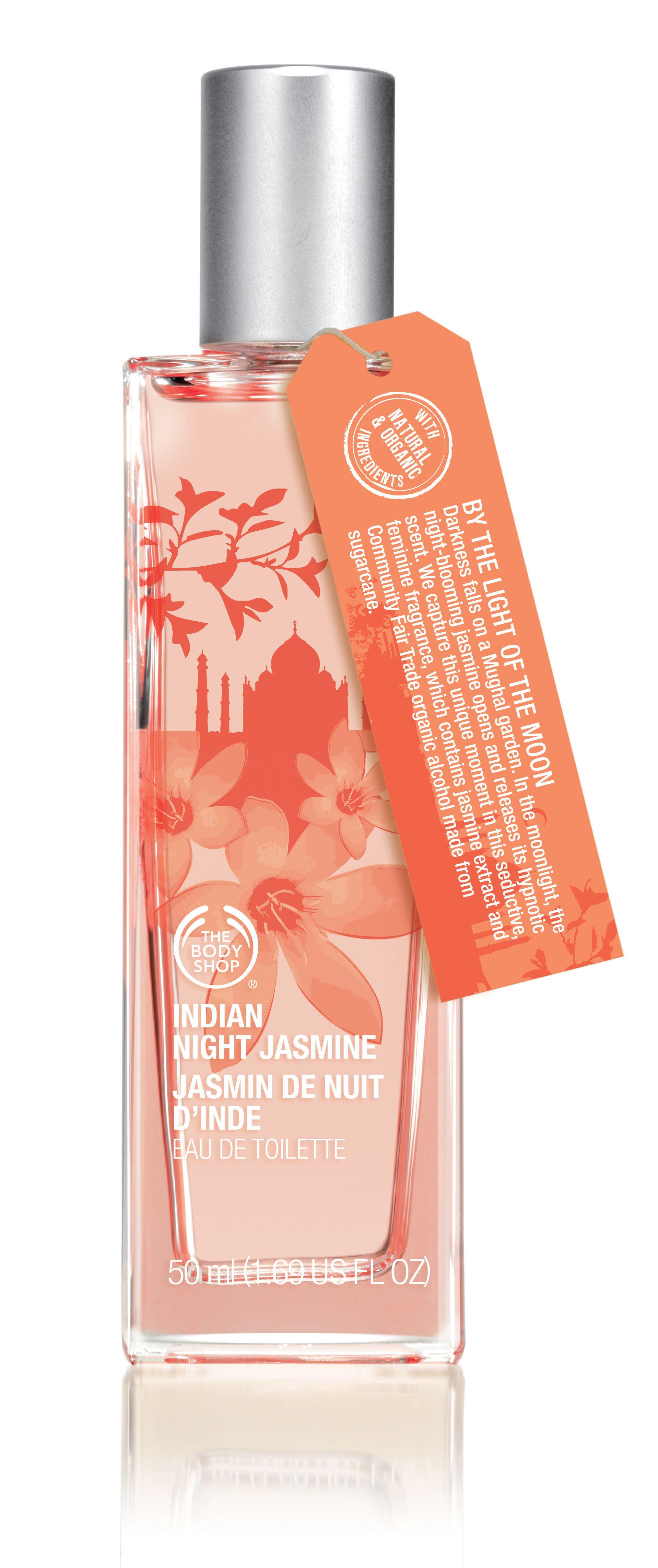 Indian night jasmine the body shop jasmine perfume scents