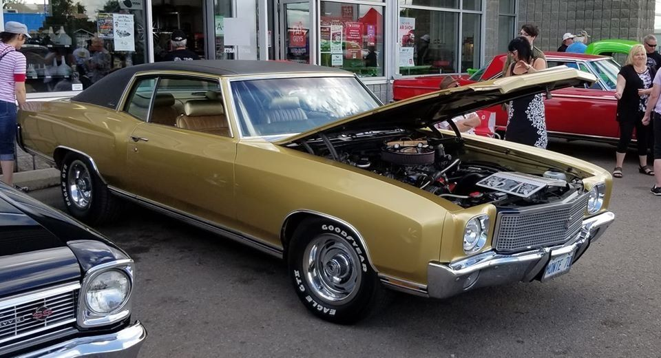 Pin By Jr On 1970 1971 1972 Gold Chevrolet Monte Carlo In 2020
