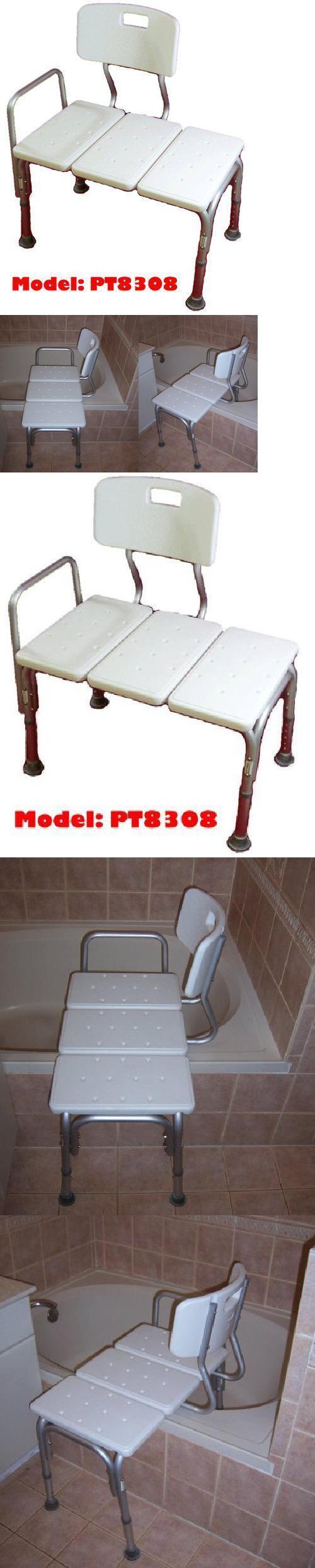 Transfer Boards and Benches: Medmobile® Bathtub Transfer Bench Bath ...