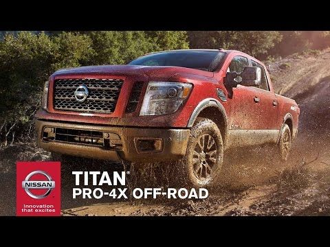 2017 Nissan Titan Pro 4x The Ultimate Off Road Truck Youtube Www Imperionissangardengrove Com Nissan Titan 2017 Nissan Titan Nissan Titan Pro 4x