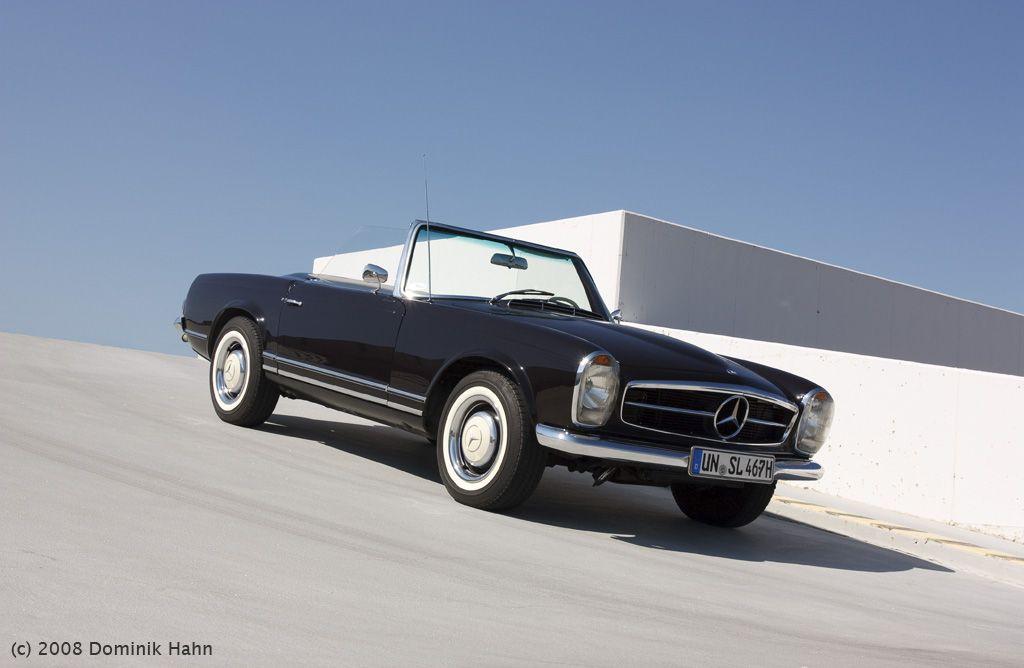 Open Air Benz Mercedes Sl Classic Mercedes