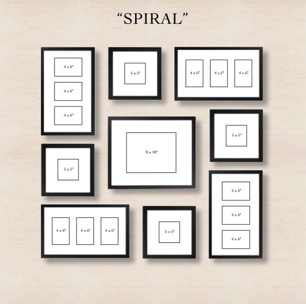6 ways to set up a gallery wall | deco | Pinterest | Decoradores de ...