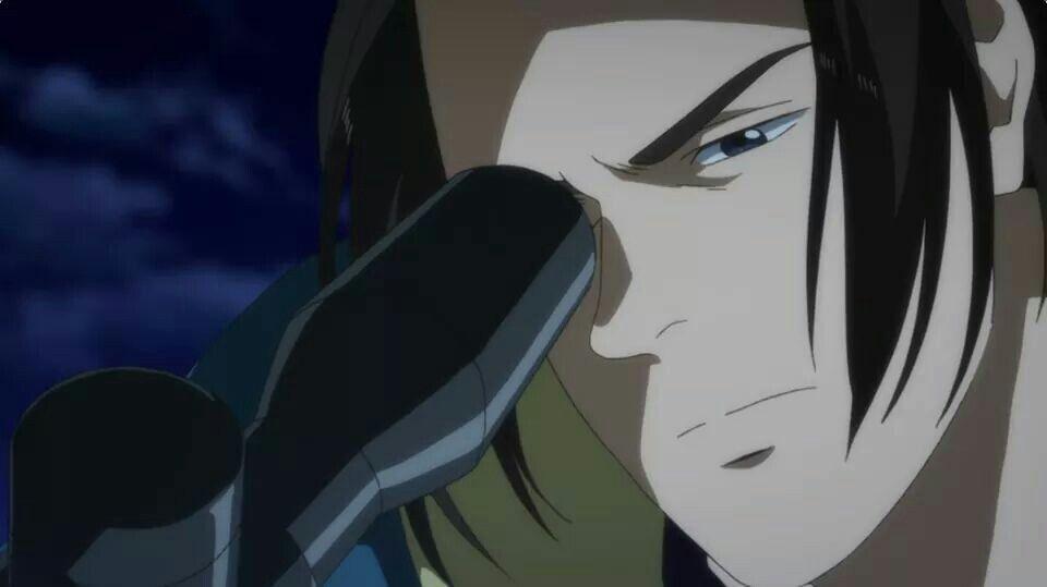 #Banana_Fish #episode_24 #the_end # screenshot #Blanca # ...