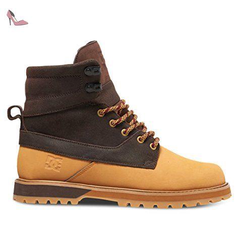 daa8324d1f7 2019 的 DC Shoes Uncas - Lace-Up Boots - Bottes à lacets - Homme ...