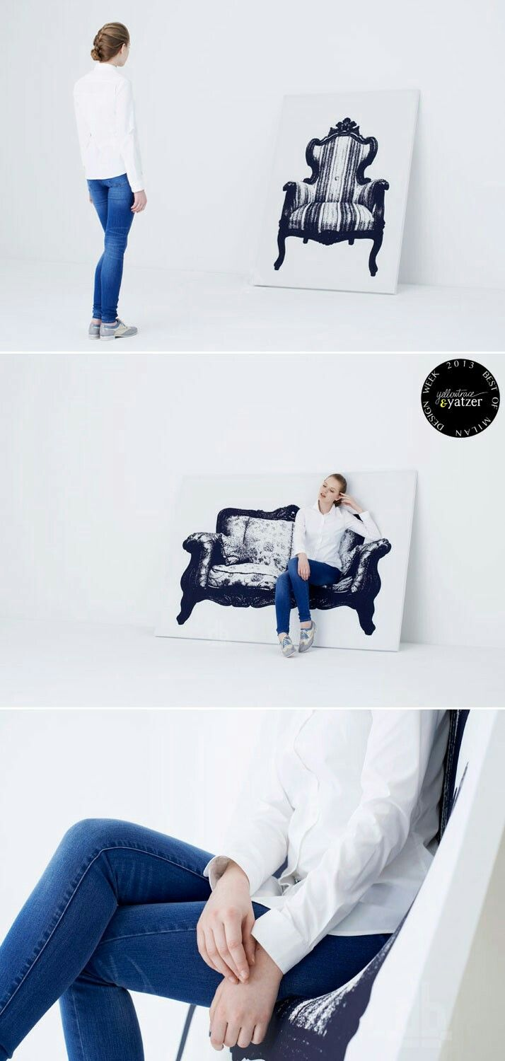 Delicieux YOY Hanging Canvas Chair
