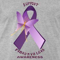 Support Fibromyalgia Awareness