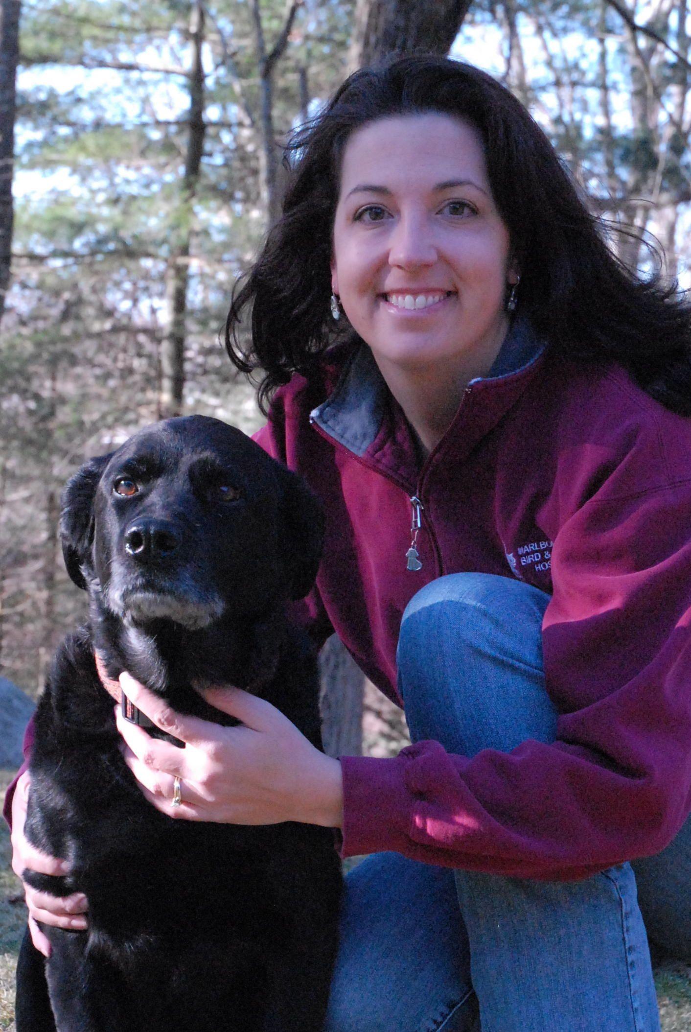 Carla with Tyler Animal hospital, Veterinary hospital