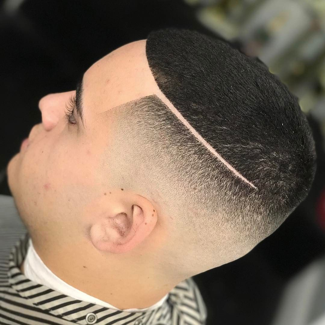 high fade haircut for men 2017-2018 | blurry fade in 2019