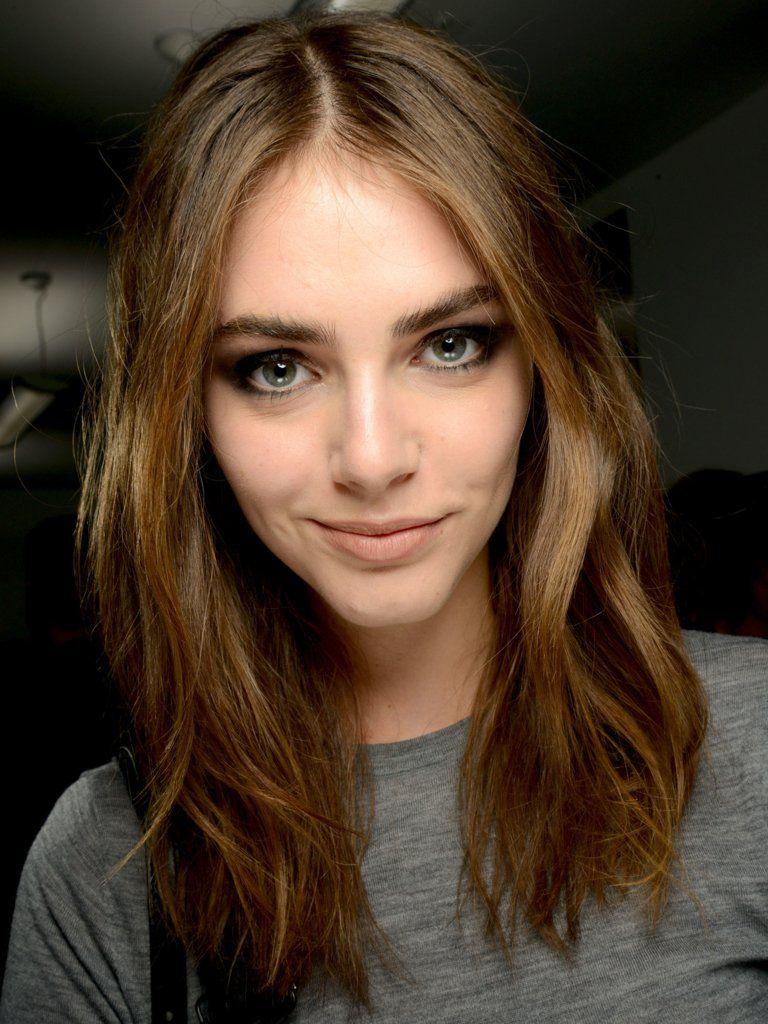 Dünnes Haar 30 Gute Frisuren Für Feines Haar Haare Pinterest