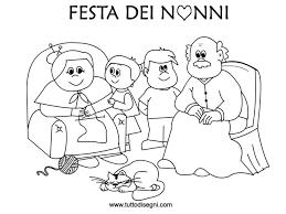 Risultati Immagini Per Nonni E Nipoti Bianco E Nero Disegno