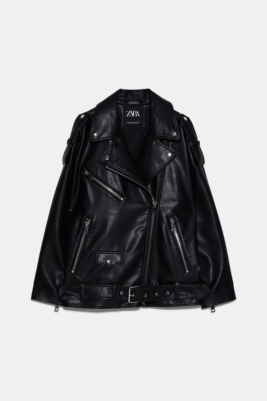 Faux Leather Oversize Jacket Leather Jackets Jackets Puffer Jackets Woman Zara Serbia Puffer Jacket Women Jackets Oversized Jacket [ 1500 x 1000 Pixel ]