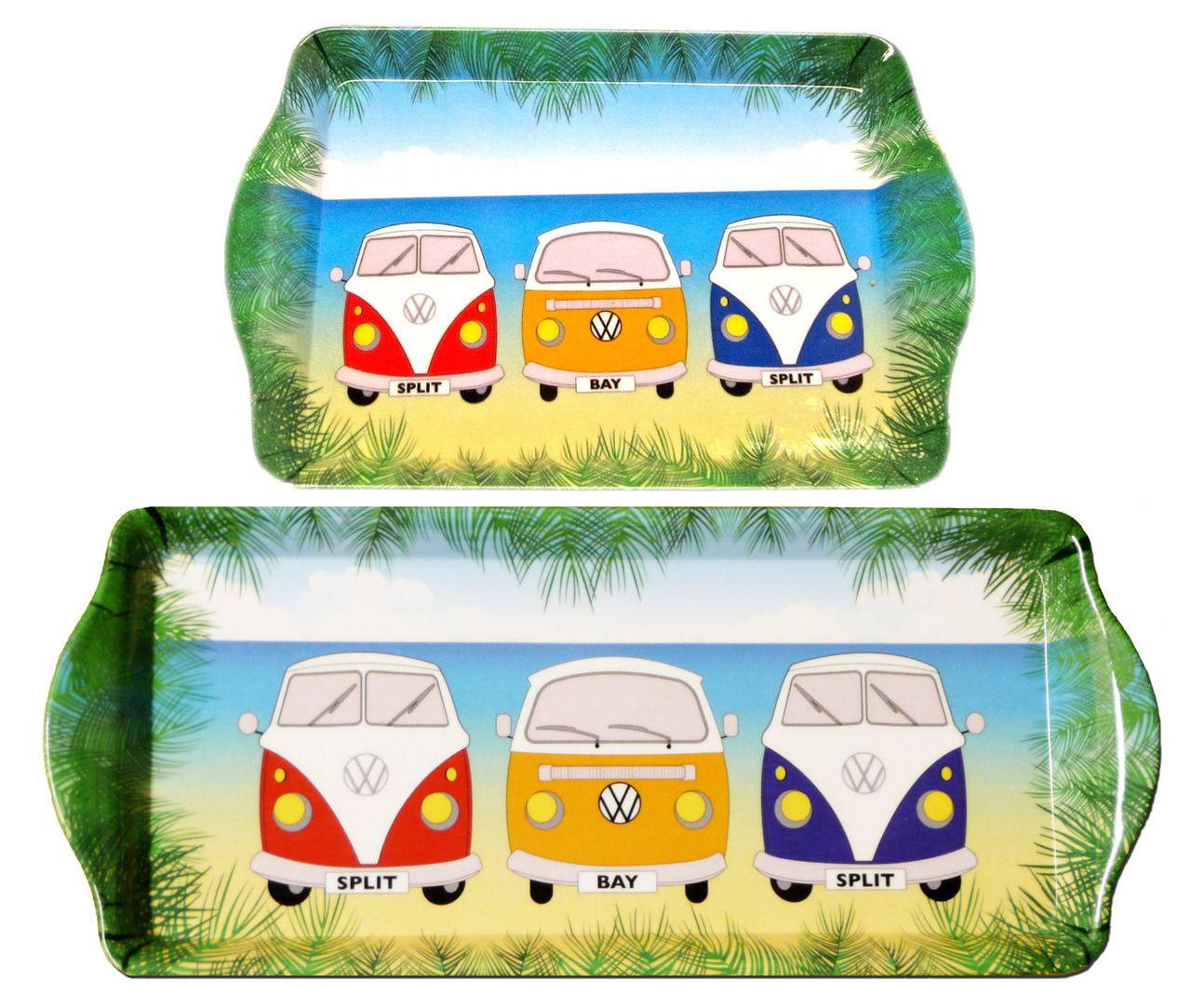 Campervan Gift Campervan Tray Set (Set of 2), £9.95