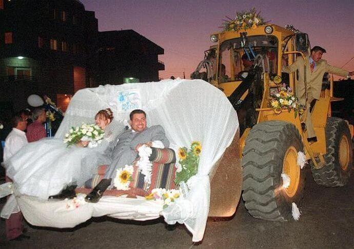 Фото: Что-то пошло не так: веселые невесты, которым хотелось быть на свадьбе неповторимыми