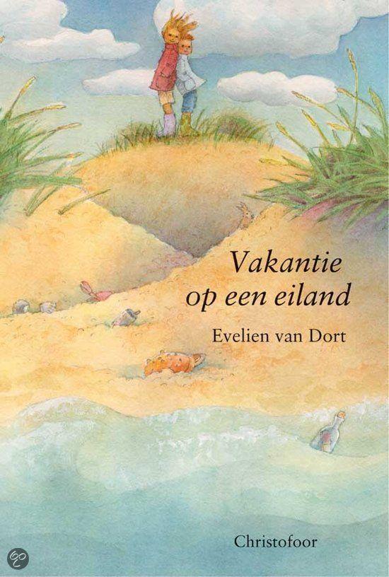 'Vakantie op een eiland' - Evelien van Dort.