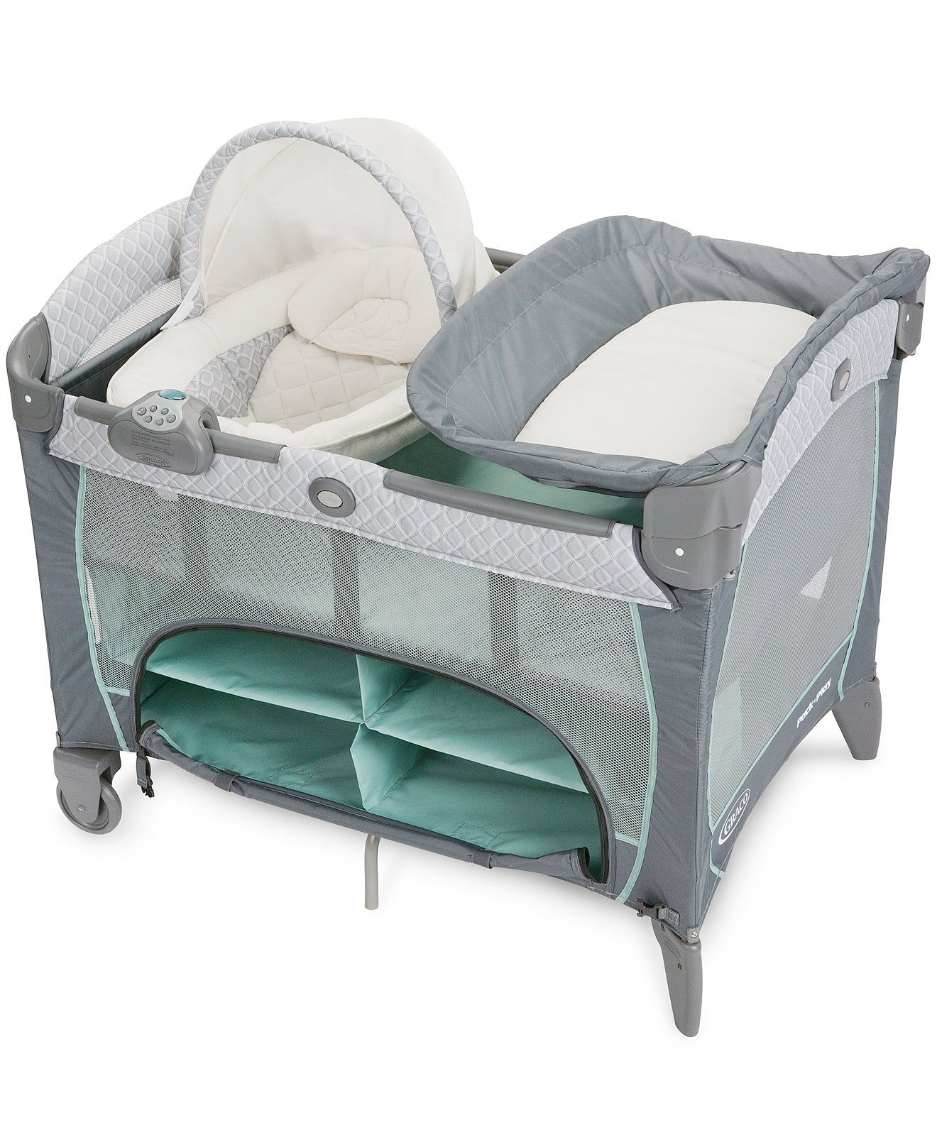 Graco Pack n Play Playard with Newborn Napper DLX